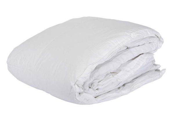 white duvet